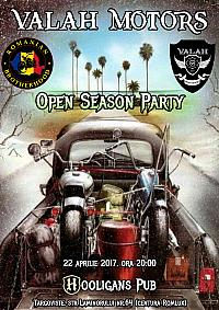 Valah Motors Open Season Party 2017
